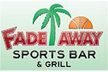 FADE AWAY SPORTS BAR logo