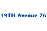 19th  AVENUE 76 logo