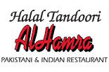 AL-HAMRA INDIAN RESTAURANT logo