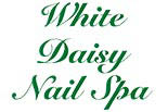 WHITE DAISY NAIL SPA logo