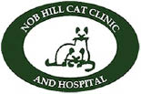 NOB HILL CAT CLINIC logo