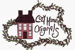COZY HOME ORIGINALS logo