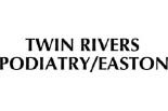 TWIN RIVERS PODIATRY logo