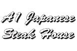 A1 JAPANESE STEAK HOUSE logo