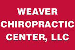 WEAVER CHIROPRACTIC CENTER logo