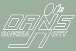 DAN'S CAMERA CITY logo