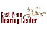 EAST PENN HEARING CENTER logo