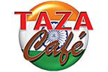 TAZA CAFE logo