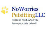 NO WORRIES PETSITTING, L.L.C. logo