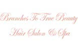 BRANCHES TO TRUE BEAUTY HAIR SALON & SPA logo