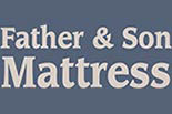 FATHER & SON MATTRESS logo