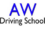 AW DRIVING SCHOOL logo