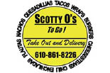 SCOTTY O'S TACOS logo