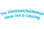 THE ALLENTOWN/BETHLEHEM GOOSE DELI & CATERING logo