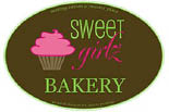 SWEET GIRLZ BAKERY logo