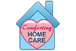 COMFORTING HOME CARE logo