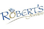ROBERT'S JEWELERS logo