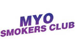 MYO CLUB-  TOBACCO SHOP logo