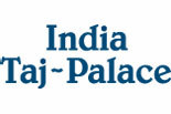 India Taj Palace logo