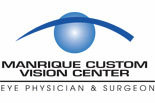 Manrique Custom Vision Center of San Antonio logo