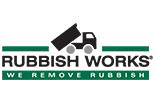 Rubbish Works of San Antonio logo