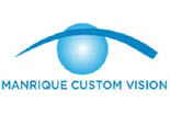 Manrique Custom Vision Center of The Woodlands logo