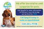 Spay SA Pet Services logo