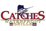 Catches Waterfront Grille logo