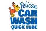 Pelican Car Wash logo