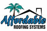 AFFORDABLE ROOFING logo