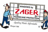 WINDOWS BY ZAGER logo