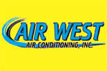 AIR WEST logo