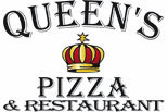 QUEENS PIZZA logo