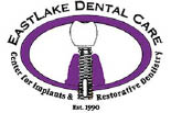 EAST LAKE DENTAL CARE logo