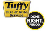 TUFFY AUTO SERVICE CENTER logo