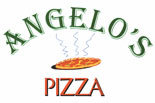 ANGELOS GOURMET PIZZA logo