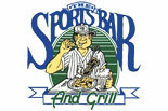 THE SPORTS BAR & GRILL logo