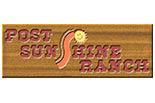 POST SUNSHINE RANCH logo
