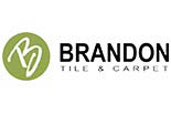 BRANDON TILE & CARPET logo
