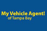 MY VEHICLE AGENT OF TAMPA BAY logo