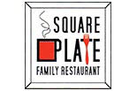 SQUARE PLATE FAMILY RESTAURANT logo