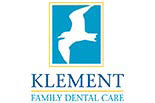 KLEMENT FAMILY DENTAL CARE logo