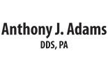ANTHONY J. ADAMS DDS, PA logo