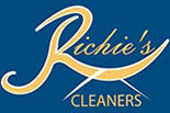 RICHIE'S CLEANERS logo