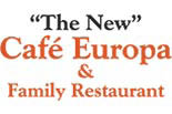 NEW CAFE EUROPA logo