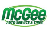 Mcgee Auto Services & Tires