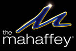 MAHAFFEY THEATER logo