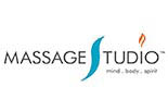 MASSAGE STUDIO logo