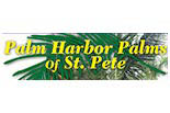 PALM HARBOR PALMS logo