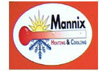 MANNIX HEATING & COOLING LLC logo
